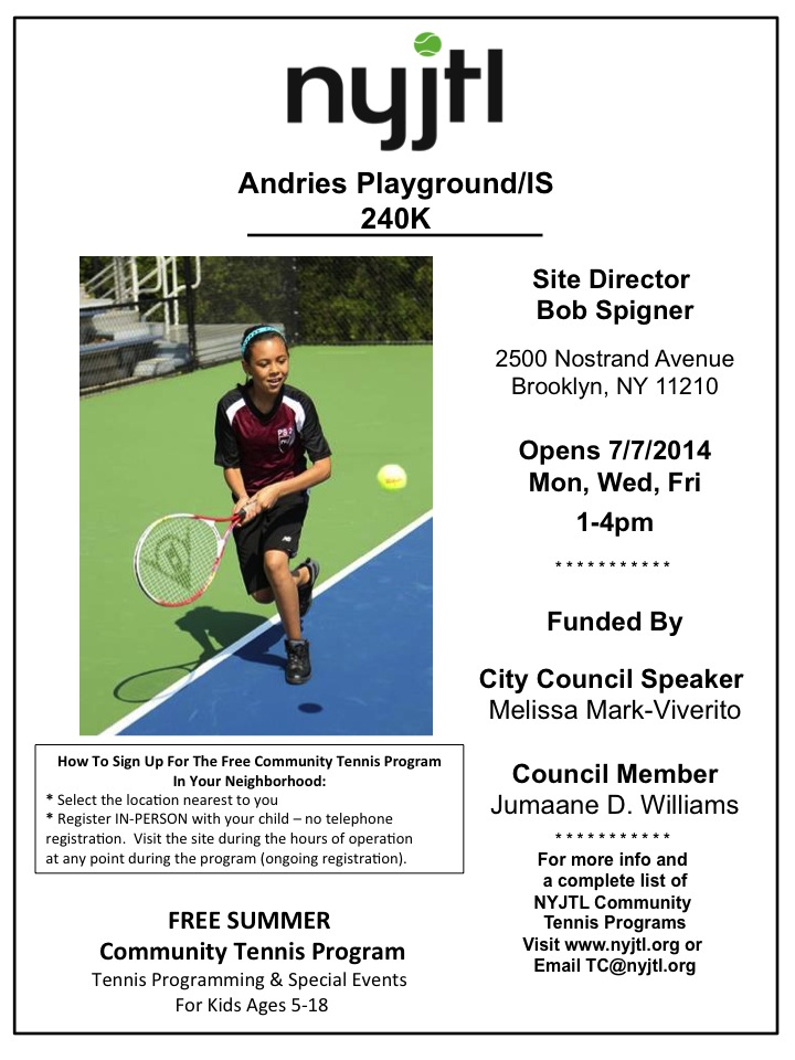 Sports, Social & Health Services | Brooklyn Community Board