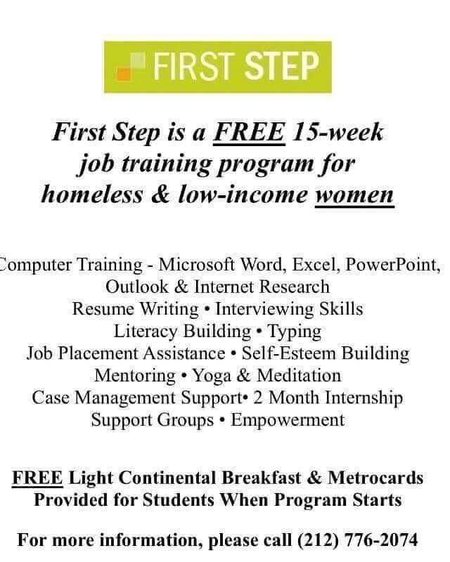 Job Training Programs Brooklyn Community Board 14