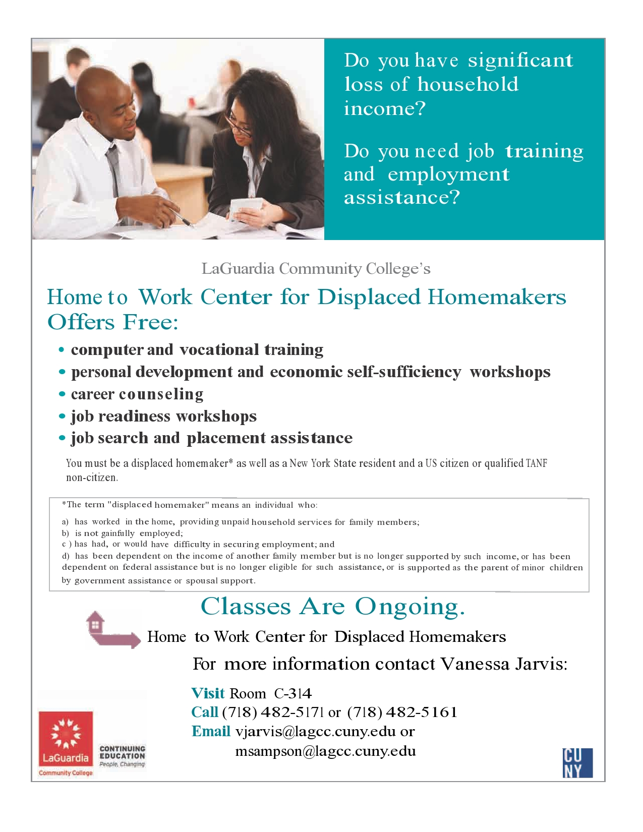 Job training programs brooklyn community board 14 brooklyn for more information please click here to view the program flyer xflitez Choice Image